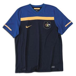 Nike Australia Soccer Jersey (Away 2010/11)