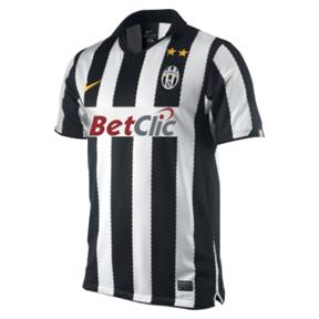 Nike Juventus Soccer Jersey (Home 2010/11)