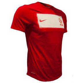 Nike Poland Soccer Jersey (Away 2012/13)