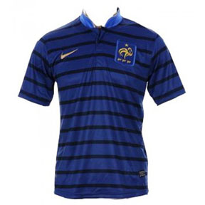 Nike France Soccer Jersey (Home 2012/13)