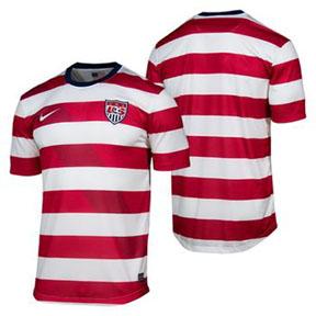 Nike  USA  Soccer  Jersey (Home 2012/13)