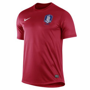 Nike Korea Soccer Jersey (Home 2012/13)