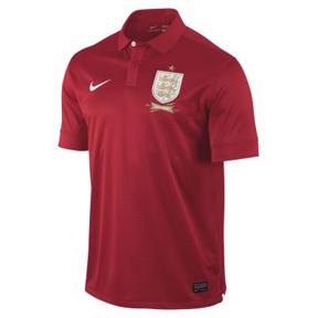 Nike England Soccer Jersey (Away 2013/14)