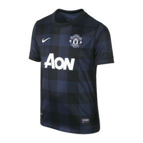 Nike Youth Manchester United Soccer Jersey (Away 2013/14)