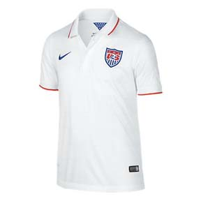 Nike Youth USA  World Cup 2014 Soccer Jersey (Home)