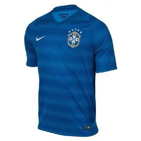 Nike Brasil / Brazil Soccer Jersey (Away 2014/15)
