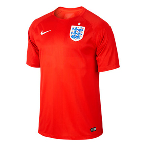Nike England Soccer Jersey (Away 2014/15)