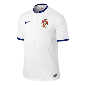 Nike Portugal Soccer Jersey (Away 2014/15)