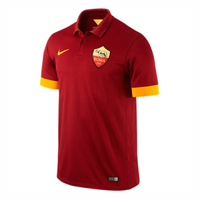 Nike   A.S. Roma  Soccer Jersey (Home 2014/15)