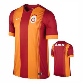 Nike Galatasaray Soccer Jersey (Home 2014/15)