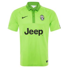 Nike Juventus Flash Flood Soccer Jersey (Alternate 2014/15)