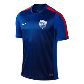 Nike  USA  Pre-Match 2 Soccer Training Jersey (2015/16)