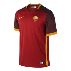 Nike A.S. Roma Soccer Jersey (Home 2015/16)