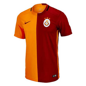Nike Galatasaray Soccer Jersey (Home 2015/16)