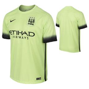 Nike Manchester City Decept Soccer Jersey (Alternate 2015/16)