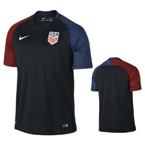 Nike  USA  Soccer Jersey (Away 16/17)