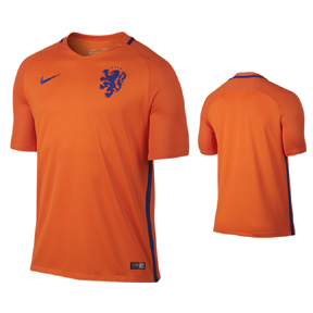 Nike  Holland  Soccer Jersey (Home 2016/17)