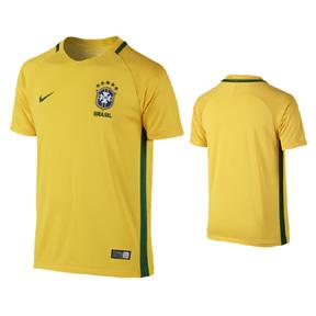 Nike  Brasil  / Brazil  Soccer Jersey (Home 2016/17)
