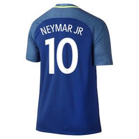 Nike  Brasil  / Brazil  Neymar #10 Soccer Jersey (Away 2016/17)