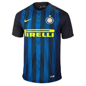 Nike  Inter Milan  Soccer Jersey (Home 2016/17)
