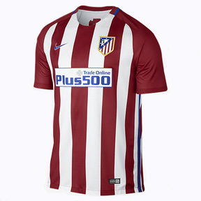 Nike  Atletico Madrid  Soccer Jersey (Home 2016/17)