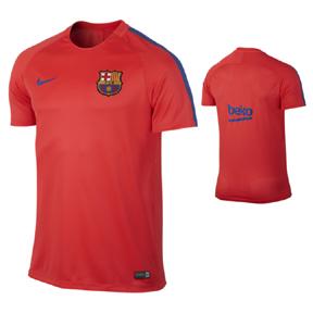 Nike Barcelona  Dry Squad Training Jersey (16/17)
