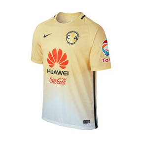Nike  Club America  Soccer Jersey (Home 2016/17)