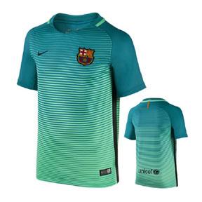 Nike Youth  Barcelona  Soccer Jersey (Alternate 16/17)