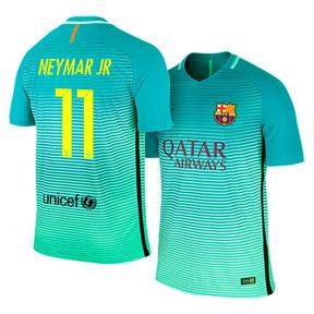 Nike  Barcelona  Neymar #11 Jersey (Alternate Logo 16/17)