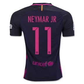 Nike  Barcelona  Neymar #11 Jersey (Away Logo 16/17)