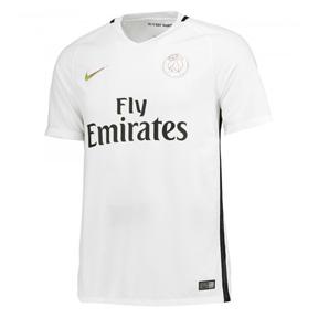 Nike  Paris Saint-Germain  Soccer Jersey (Alternate 2016/17)