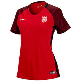Nike Womens  USA  USWNT Soccer Jersey (Alternate 2017/18)