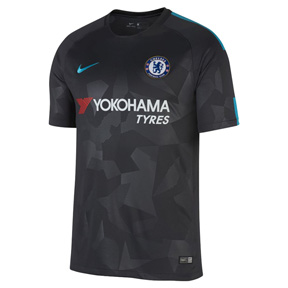 Nike chelsea soccer jersey alternate 17 18 for Unique home stays jersey