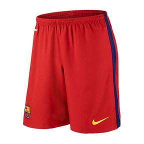 Nike Barcelona Soccer Short (Home 2015/16)