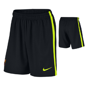 Nike Barcelona Goalkeeper Soccer Short (16/17)