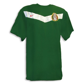 Nike Mexico Federation Soccer Tee