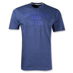 Nike USA Core 1913 Soccer Tee (Navy)