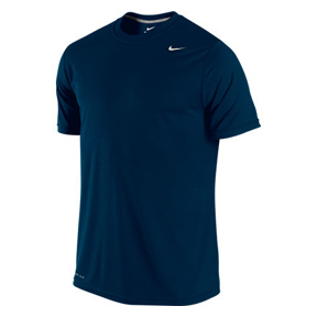 Nike Legend Dri-FIT Poly Soccer Tee (Dark Obsidian)