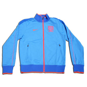 Nike Portugal N98 Soccer Track Top (Blue)