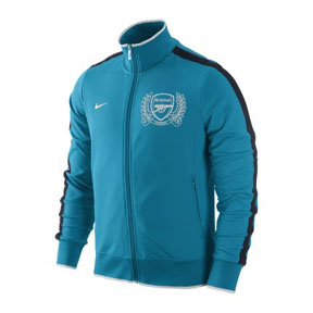 Nike Arsenal Authentic CL N98 Soccer Track Top