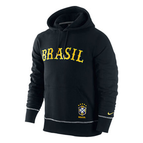 Nike  Brasil / Brazil Core Soccer Hoody