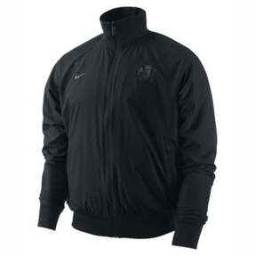 Nike Manchester United Lightweight Woven Soccer Track Top