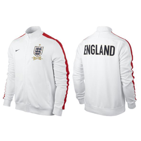 Nike England Authentic N98 Soccer Track Top