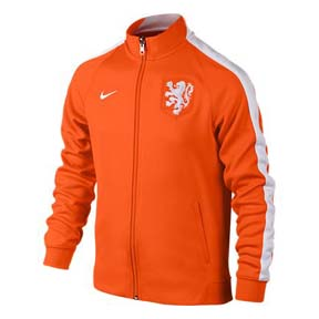 Nike Youth Holland Authentic N98 Soccer Track Top