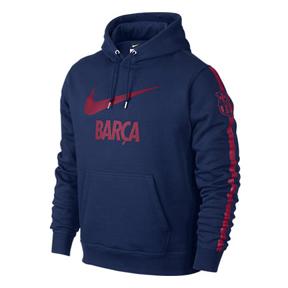 Nike  Barcelona  Core Soccer Hoody (2014/15)