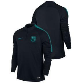 Nike  Barcelona   Drill Soccer Track Top (Black 16/17)