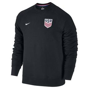 Nike  USA  AW77 Soccer Sweatshirt (Black 2016/17)