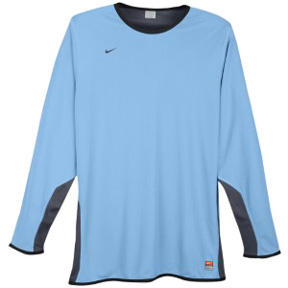 Nike Reversible Soccer Goalkeeper Jersey (Light Blue)