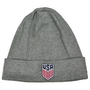 Nike  USA  Soccer Beanie Hat (Dark Gray 2017)