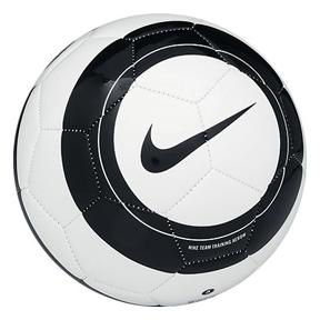 Nike Aerow Team Soccer Ball (White/Black)